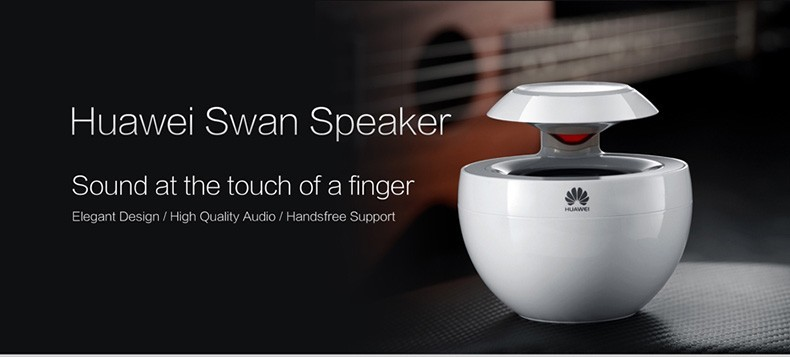 Huawei Bluetooth Wireless Speaker AM08 Swan Best Portable 360º Sound Brand New Bluetooth Speakers bluetooth Huawei Huawei Bluetooth Speaker speaker
