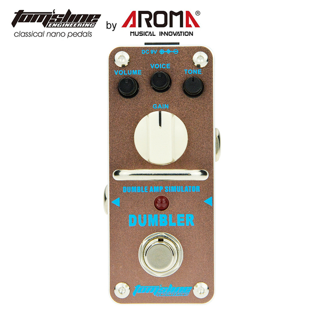 US $19 94 5% OFF|Overdrive Pedal Guitar Effect Dumbler Based On The Tone of  Legendary Dumble Amp Smooth and Dynamic Sound-in Guitar Parts &