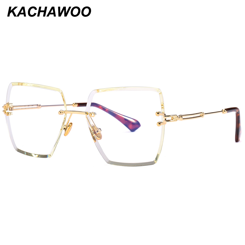 c3c2630467 Buy rimless eyeglasses gold and get free shipping on AliExpress.com