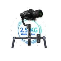 ZHIYUN Crane Plus DSLR Video Handheld 3 Axis Gimbal 2 5KG Bear 3 Axis Camera Gimbal