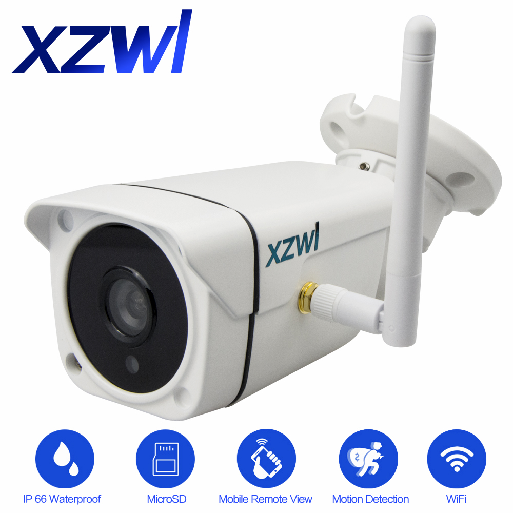 Outdoor Waterproof Wifi IP Camera 1920*1080P HD 2.0mp Wireless P2P Resolution Infrared Night Vision Motion Detection CCTV Camera камера наблюдения wifi ip camera hd 1080p wifi ip p2p