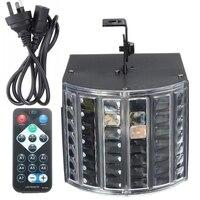 Smuxi DMX512 голосовой пульт дистанционного управления светодиодный RGB сценический эффект Освещение Ночная лампа для дискотеки, клуба вечерние ...