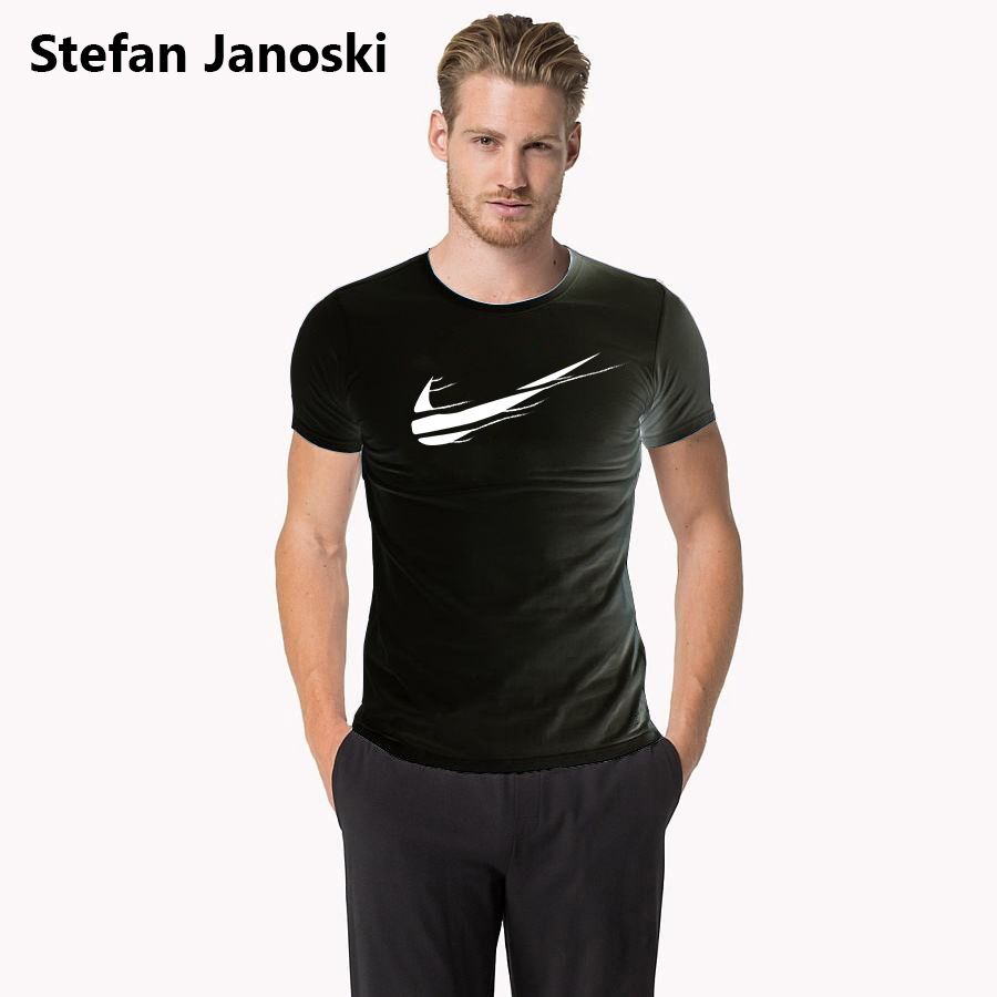 Stefan janoski 2018 New Design Funny harajuku T-shirt Men Fashion Brand T shirt Men Tops Tees Casual Men Shirt camisetas hombre