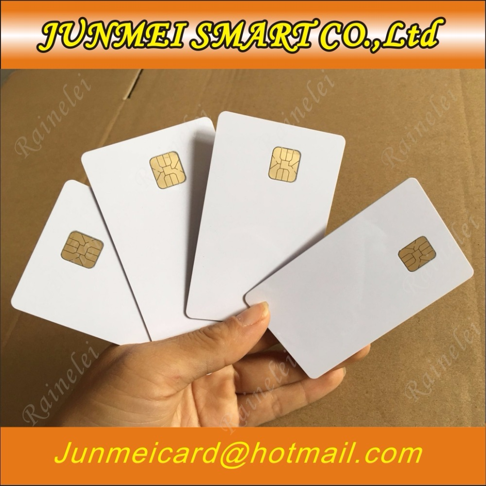 Ic/id Card At24c64 Big Chip With 64k Eeprom White Printable Contact Chip Pvc Card 5pcs Back To Search Resultssecurity & Protection