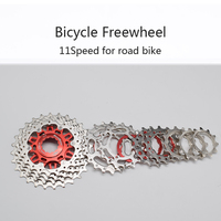 Sunrace Road Bicycle Freewheel 11 Speed Bike Cassette CSRX1 Bicycle Parts 11 28T 11 32T 11