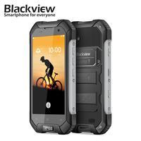 В наличии оригинал Blackview BV6000 Android 7,0 мобильный телефон MTK6755 Octa Core 3 ГБ + 32 ГБ 13MP ГЛОНАСС IP68 водонепроницаемый смартфон