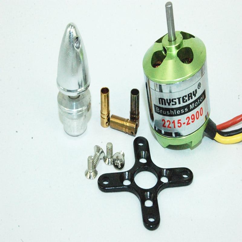 Mystery 2215 2900KV Outrunner Brushless Motor for RC