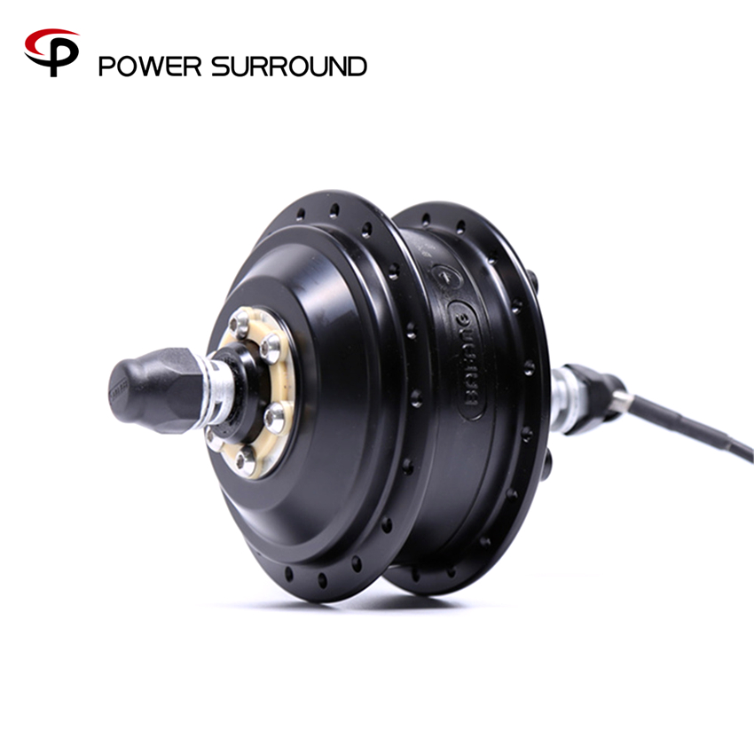 2018 Promotion bafang 36V 250W rear New Arrival Electric Bicicleta Eletrica Brushless Geared Hub Motor Swxh Rear Wheel