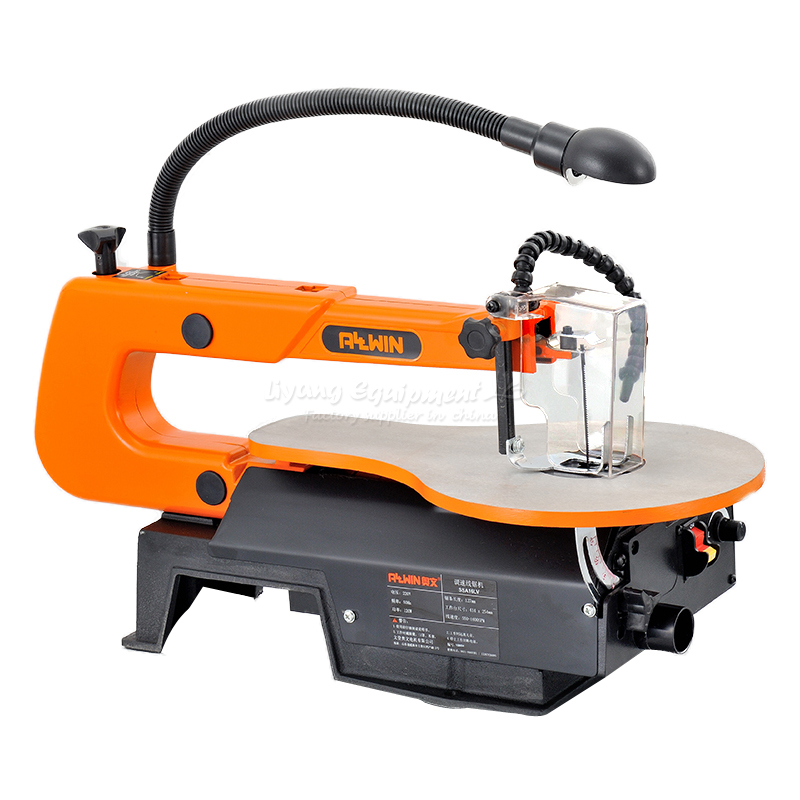 dc57426a9 Desk Carpenter 16 inch speed sweep saw SSA16L-V Table type dust-free carved  straight line model steel wire saw