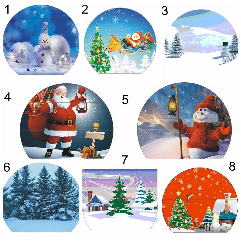 Weihnachten dekoration benutzerdefinierte leere schneekugel ...