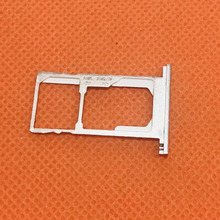 Used Original Sim Card Holder Tray Card Slot for Oukitel K10000 Pro MT