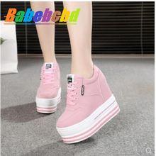 Женские удлиненные туфли bai tan neai белые с открытым носком