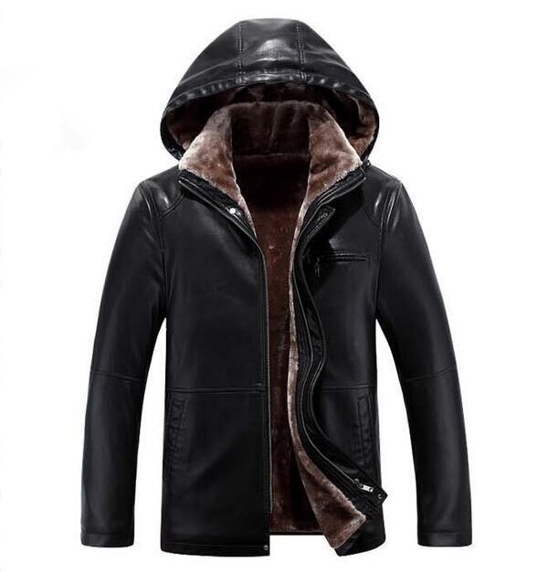 Popular Winter Leather Jacket Men-Buy Cheap Winter Leather Jacket