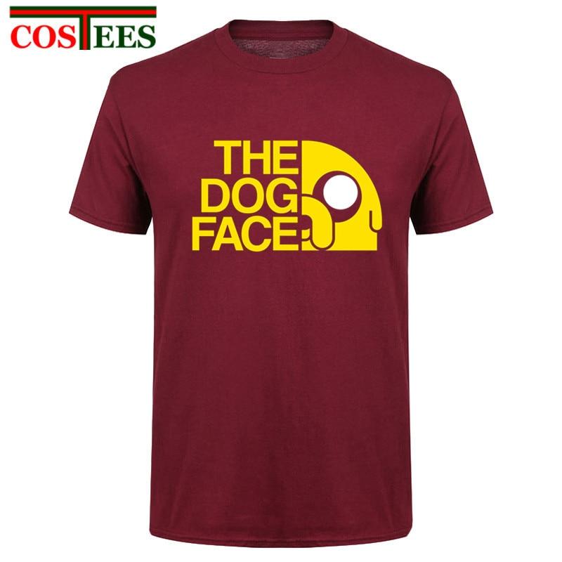 ac32d9bf08ea 2017 summer new animation Adventure Time T-Shirt Finn and Jake tshirt man  The dog face funny Cartoon 3d print Unisex t shirt men