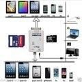 Универсальный я flash Drive TF SD Card Reader для iphone 4s/5/5s/5c/6 7 iPad2/3/4/air