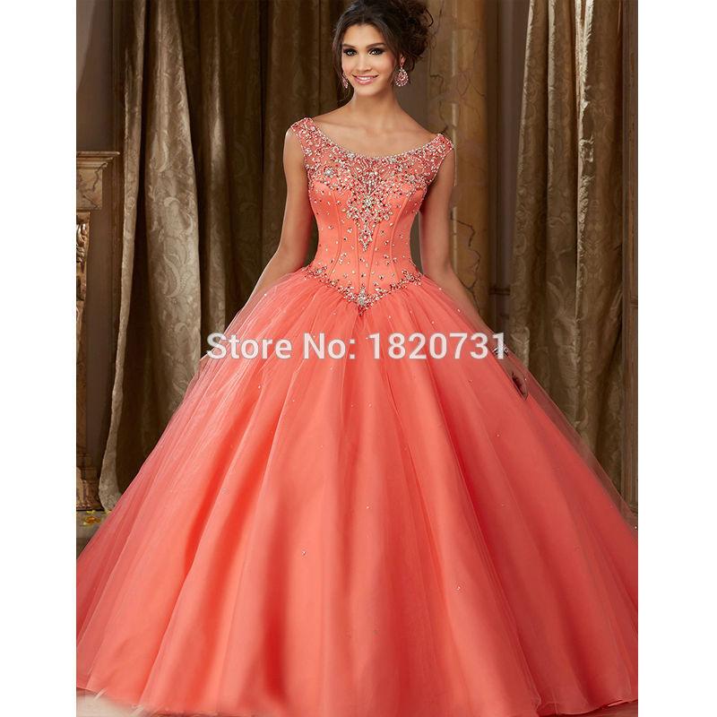 Vestidos-de-15-anos-Coral-Quinceanera-Dresses-2017-Ball-Gown-Luxury-Beaded-Detachable-Shoulder-Cheap-Debutante