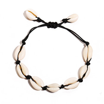IF ME Bohemian Natural Sea Shell Beads Anklets for Women Coloful Bracelet On Leg Chain Anklet Summer Beach Foot Jewelry 2019 NEW 2