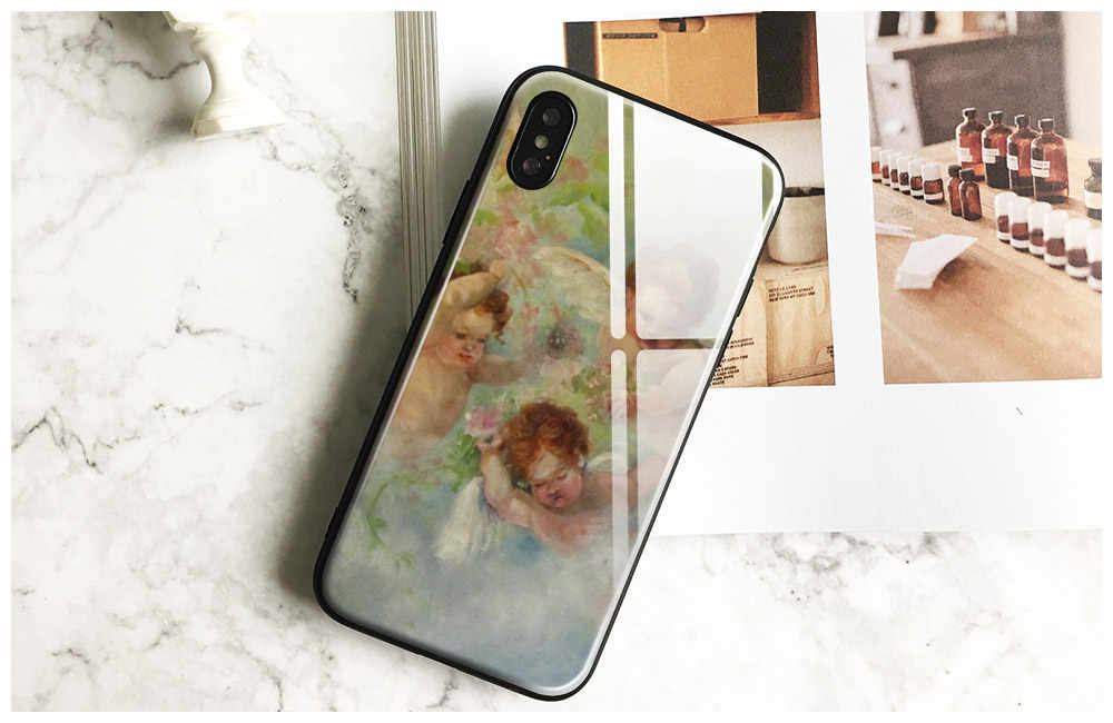 angel phone case iphone 8 plus