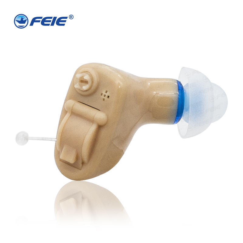 Deaf Hearing aid New Arrivals In 2017 Mini In Ear Pocket Hearing Aid Sound Voice Amplifier   S-9A  free Shipping analog bte hearing aid deaf sound amplifier s 288 deaf aid with digital processing chip free shipping