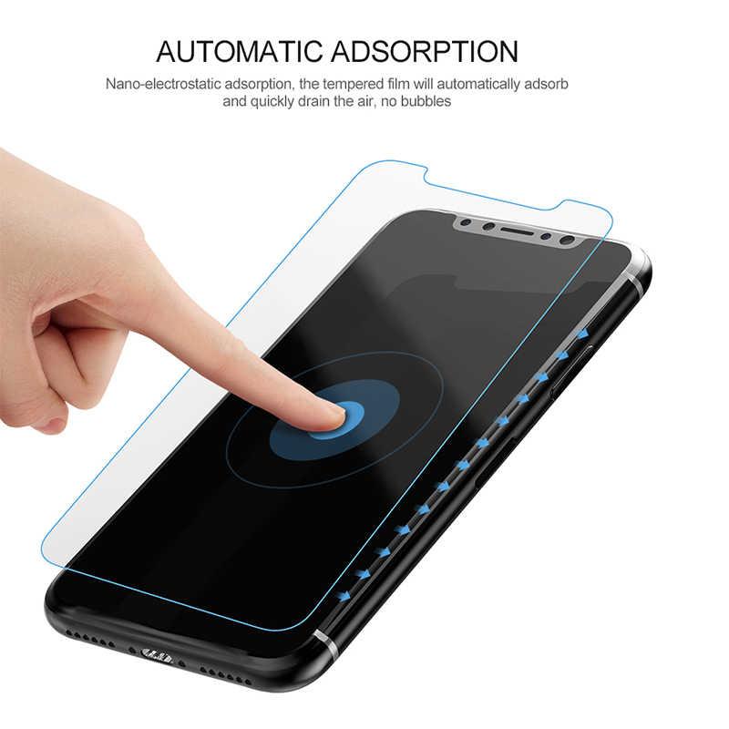 ل Coolpad مودينا E501 Y75 Y76 Y80D Y80/B770 واقي للشاشة تشديد طبقة رقيقة واقية الحرس الزجاج المقسى