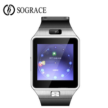 DZ09 Unisex Smart Watch For iPhone IOS Android Smart Phone Bluetooth Electronics SIM Card Sport Smartwatch Camera PK Y1 A1