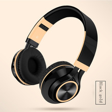 Smart Bluetooth headphones super bass stereo Surround sound noise cancelling HD mic HIFI sound quality wired + wireless headsets 500m 3 channel silent disco sound system headphones rf wireless headsets 20 folding headphones 1 transmitters