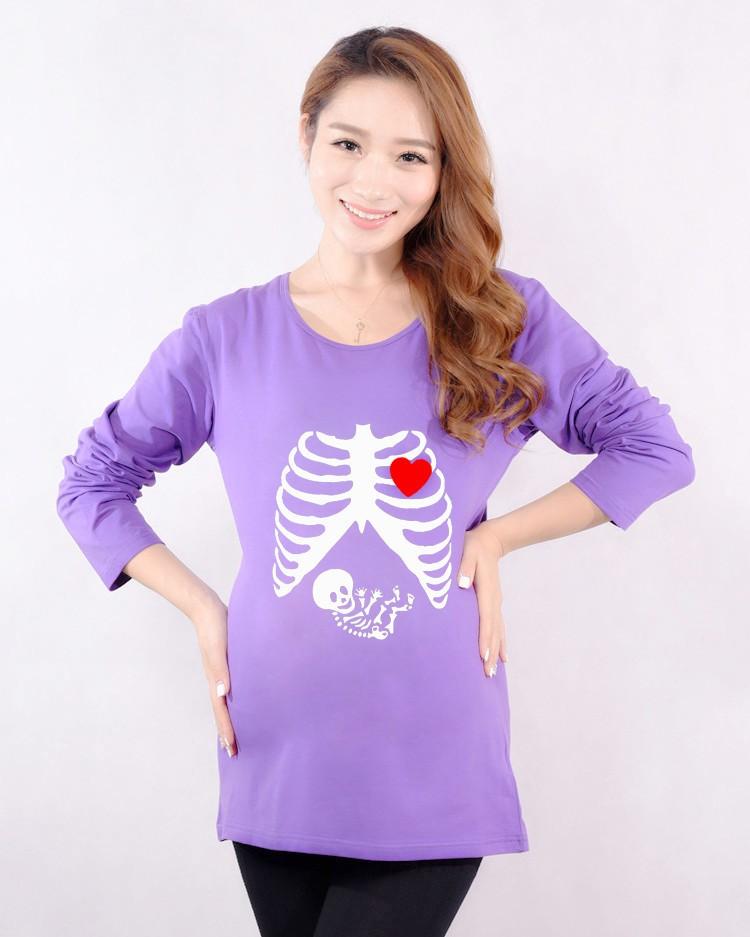 funny pregnancy shirts (8)
