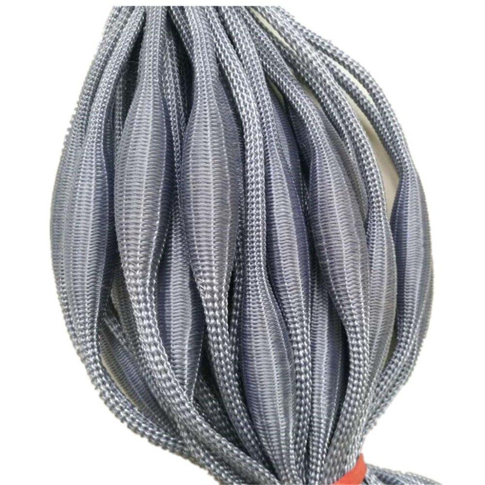 100 m haute densité mousse bouée materiel de peche dobbers voor vissen enveloppé pêche flotteurs pêche accessoire bouée pour filet de pêche