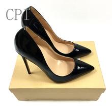 Brand Shoes Woman High Heels Pumps Nude High Heels Women Shoes High Heels Wedding Shoes Pumps Black Shoes Heels 8CM 10CM 12CM