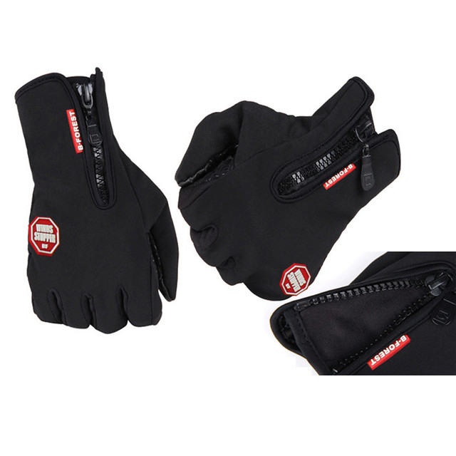 Ski & Motorcycle Riding Gloves Mountaineering Windproof