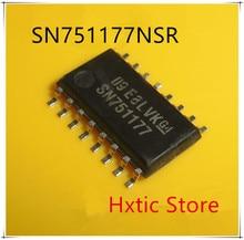 NEW 10PCS/LOT SN751177NSR SN751177NS SN751177 SOP-16 IC