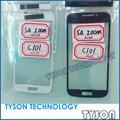 Для Samsung GALAXY S4 Zoom SM-C101 SM-C1010 C1010 C101 переднее стекло объектива экран крышка бесплатная доставка