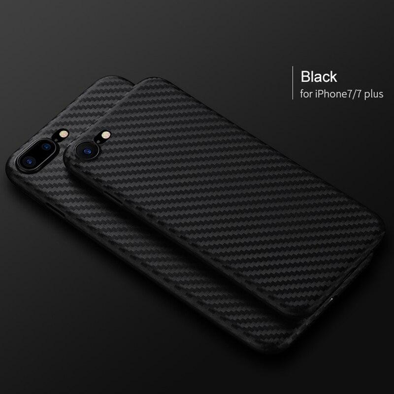 custodia iphone 7 plus carbonio