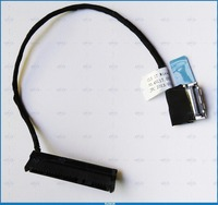 Free Shipping 2nd SATA Cable Connector Kit Hard Drive Cable For HP DV6 7000 DV7 7000