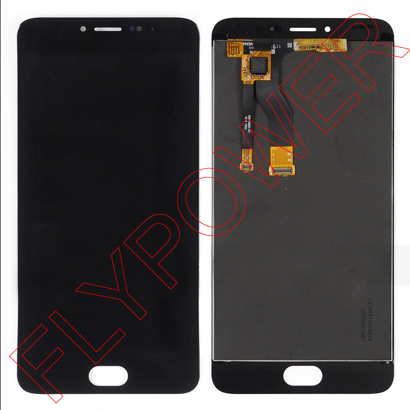 LCD Display + Digitizer Touch Screen Assembly For Meizu M3 Note L681H Cellphone
