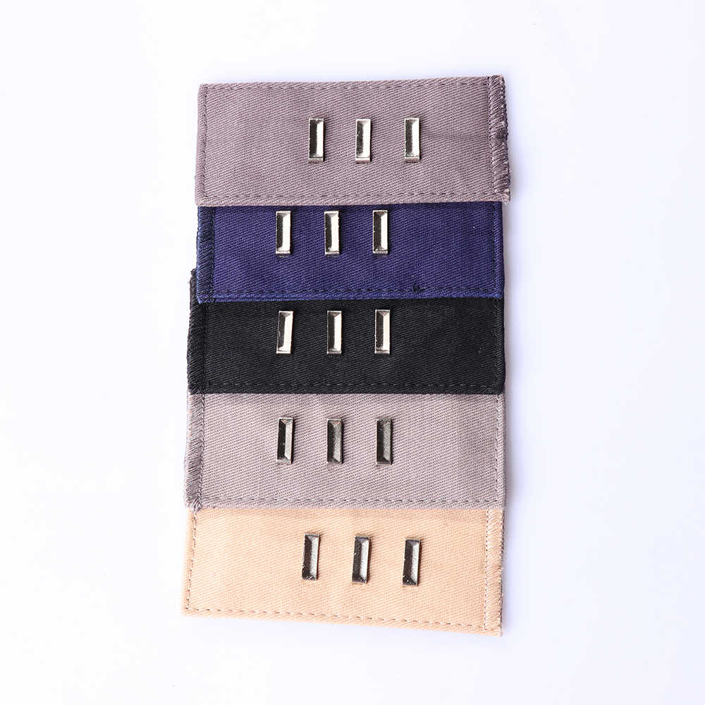 8b41bab553791 ... 1PC Unisex Waist Band Pant Extender Belt Tight Trousers Jeans Skirts  Maternity Button Hooks Garment Accessories ...