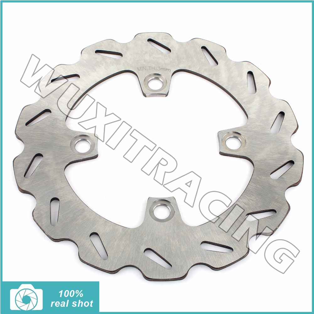 200mm New ATV Dirt Bike Quad Light Weight Rear Brake Disc Rotor fit for SUZUKI LT-V 700 FK4 / FK5 Twin Peaks 700 4x4 2004 2005