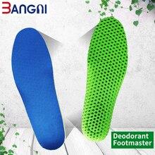 3ANGNI дышащий дезодорант спортивные стельки стелька для увеличения роста свободный размер мягкая легкая стелька для мужчин и женщин обувь