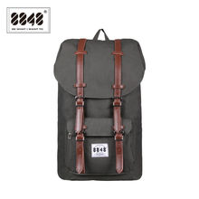 8848 polyester outdoor Fashion Big capacity backpacks Travel bags PU leather decoration colors  free shipping DYBN0013-D006
