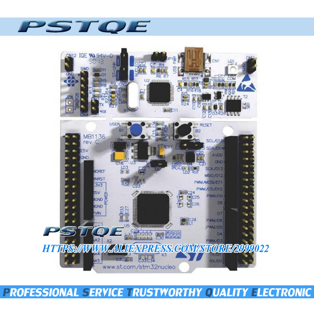 NEW Original  NUCLEO F446RE STM32 Development Board with STM32F446RET6 MCU
