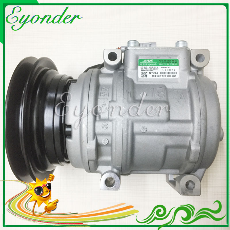 Auto AC Compressor 10PA15L for Toyota LAND CRUISER HDJ80 HDJ80 4.2 1990-1998 88310-60770 447300-1170 447100-7040 447200-0980 golf clubs honma bezeal525 compelete club sets driver 3 5 fairway wood irons putter and graphite golf shaft no ball packs
