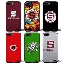 Аксессуары телефон случаях для samsung Galaxy Note 2 3 4 5 S2 S3 S4 S5 мини S6 S7 край активных s8 плюс мода Спарта PRAHA футбол