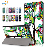 Tablet Case For Amazon New Kindle Fire HD 10 2017 10 1 INCH Ultra Thin Tri