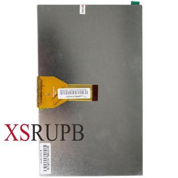 Original y nuevo 7 pulgadas 30pin pantalla LCD WY070ML186BO18B WY070ML186B018B WY070ML186 WY070ML para tablet pc envío gratis