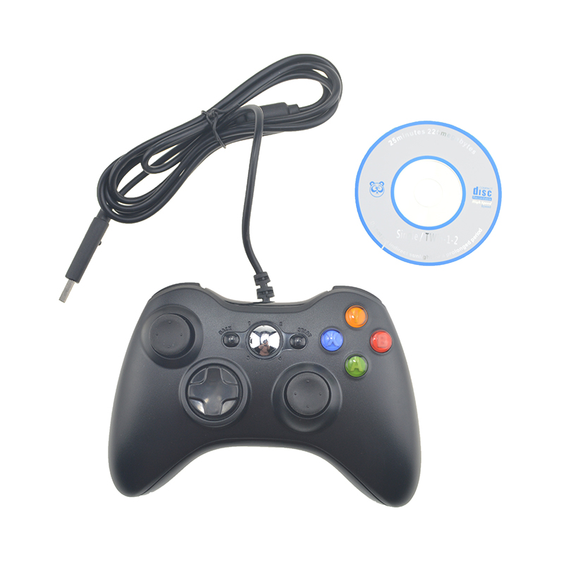 Generic USB Wired Gamepad Game System PC Controller For Computer