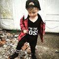 Cute Baby Kids Boys Girls Long Sleeve Romper Jumpsuit Bodysuit Cotton Clothes Outfits Sets
