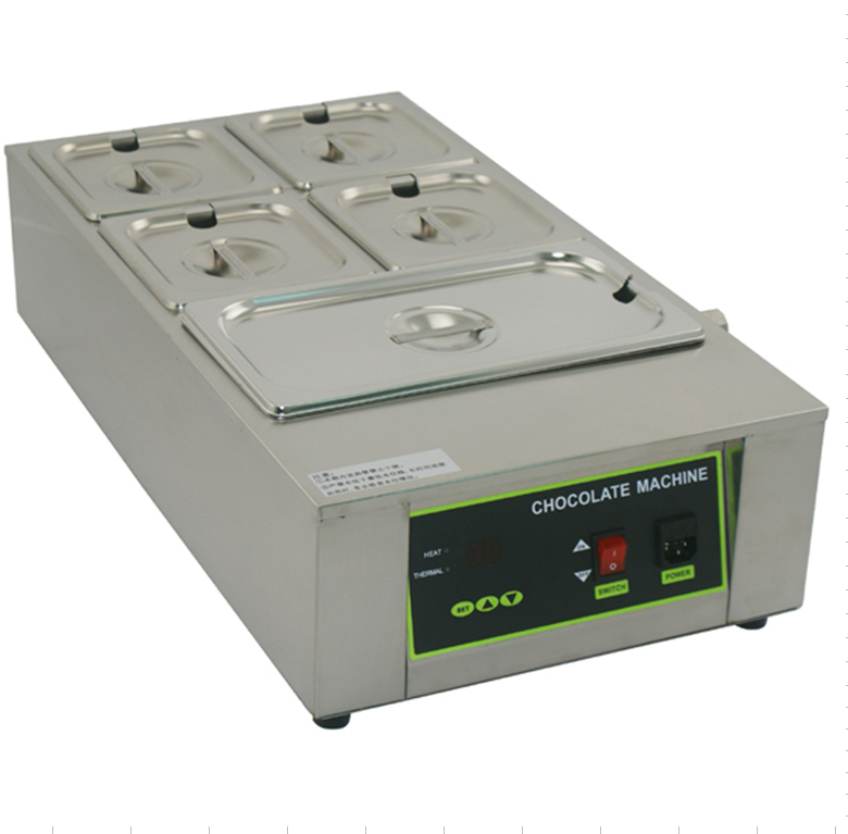 Free shipping 12kg Capacity Digital Chocolate Melter Machine 110V 220V Chocolate Fountain