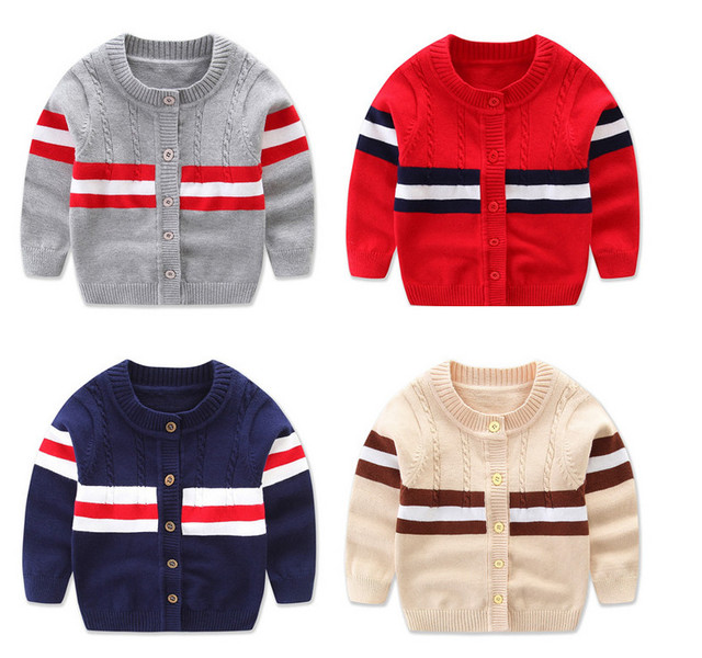 675c86064 2017 New Clothing for Baby Girl Knitted Sweater Spring Autumn Wear ...