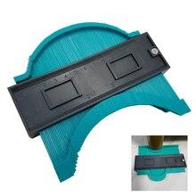 Пластик профиль Копировать датчик контур Дубликатор стандартный 5 «Ширина древесины инструмент для маркировки плитки ламинат общие инструменты