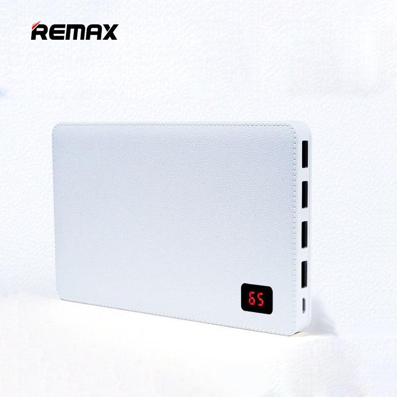 Remax Proda 4 USB 30000 mAh PowerBank 30000 mAh Poverbank Portable Externe Batterie Chargeur Pour xiaomi Samsung Mi Téléphone Comprimés